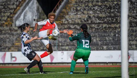 SC Braga goleia e continua vitorioso na Liga BPI