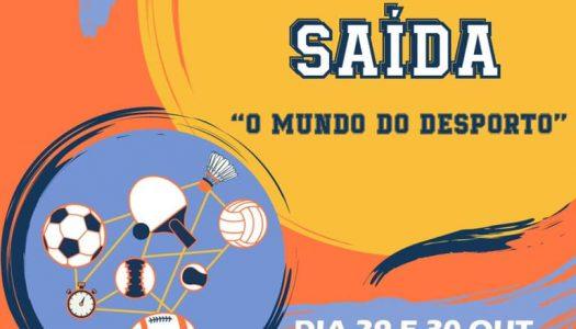 """Vasco Samouco: no mundo do desporto """"há muito para fazer e evoluir"""""""