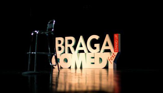 Terceira edição do Braga Stand Up Comedy Fest anima Altice Forum Braga