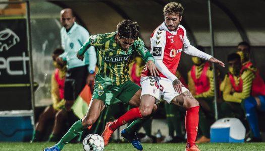 SC Braga goleia CD Tondela e conquista primeira vitória na Liga NOS