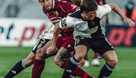 FC Famalicão empata na deslocação ao Algarve
