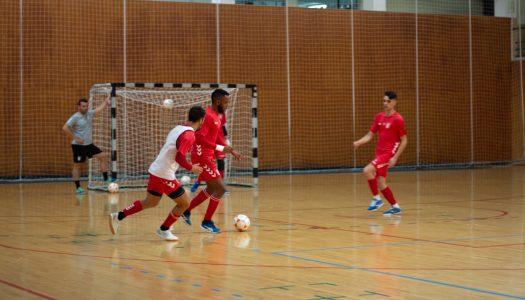 SC Braga/AAUM derrotado na primeira jornada da Liga Placard