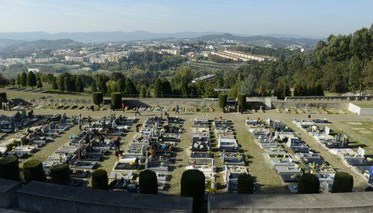Cemitérios de Guimarães encerrados nos dias 31 de outubro e 1 de novembro