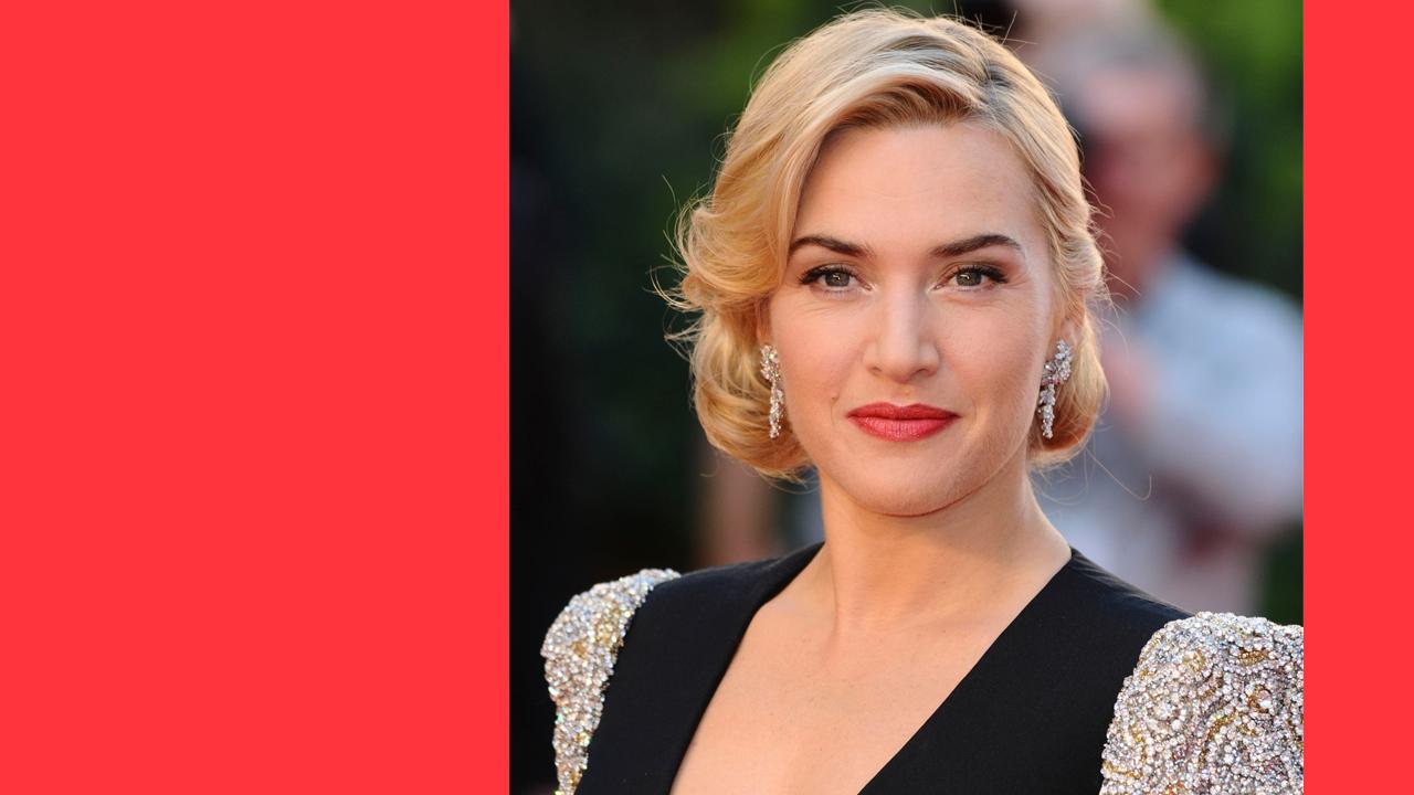 #Perfil   Kate Winslet: dos cereais ao estrelato