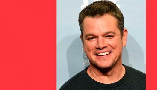 #Perfil | Matt Damon: talento em frente e por detrás das câmaras