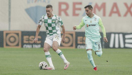 Moreirense vence Marítimo pela margem mínima