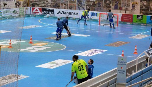 Chuva de golos resulta no segundo empate do OC Barcelos no campeonato