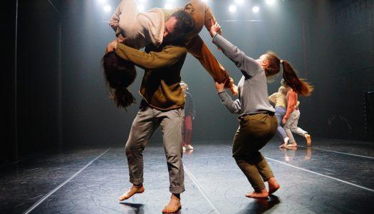 Teatro Diogo Bernardes abre temporada de dança contemporânea com estreia nacional