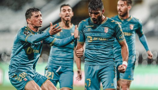 Vitória SC X SC Braga (destaques)
