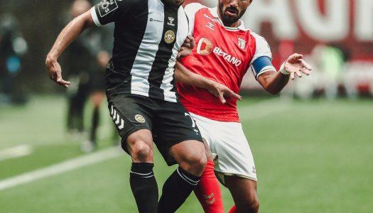 SC Braga conquista segunda vitória consecutiva na Liga NOS