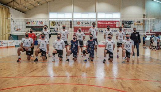 VC Viana perde frente ao líder do Campeonato
