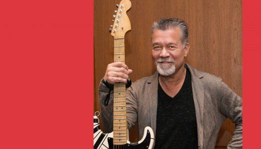 #Perfil Eddie Van Halen: rock em estado puro