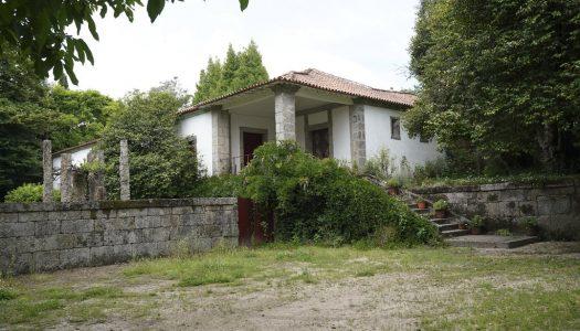 Casa e quinta da Covilhã em Guimarães considerada de interesse público