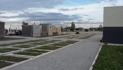 Cemitérios fechados em Esposende durante o 1 de novembro