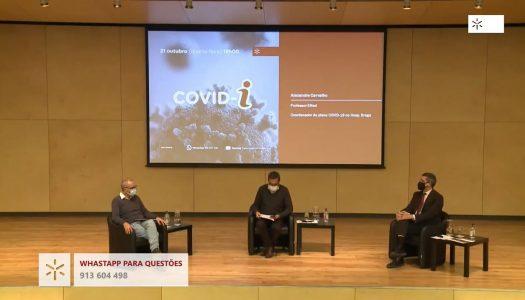 """""""Covid-i"""". UMinho apresenta uma """"cultura de prevenção da Covid-19"""""""