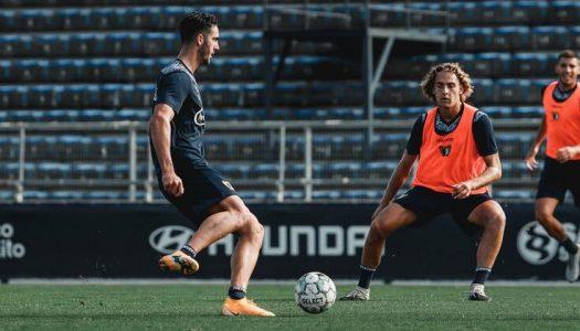 Leonardo Campana convocado para a seleção do Equador