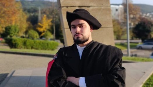 Afonso Silva candidata-se ao Conselho Fiscal e Jurisdicional da AAUM