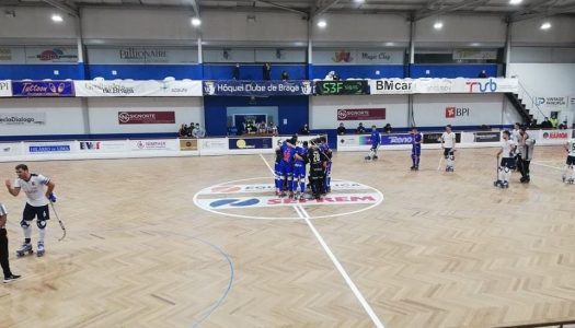 HC Braga x Juventude de Viana (Destaques)