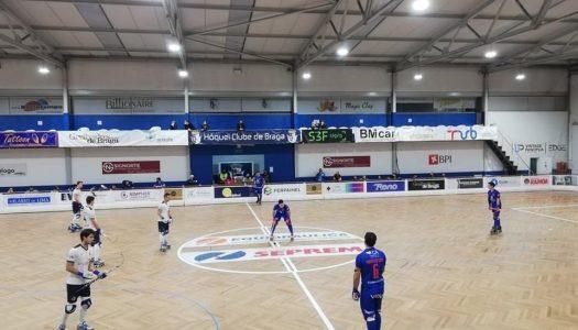 Juventude de Viana vence dérbi minhoto frente ao HC Braga