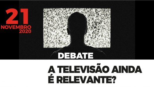 Júlio Isidro, Felisbela Lopes e Daniel Catalão debatem a importância da televisão