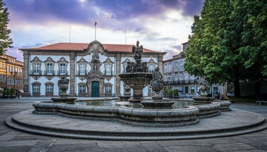 Braga oficializa candidatura a Capital Europeia da Cultura 2027