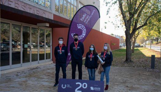 AAUM conquista segundo lugar no CNU de Xadrez