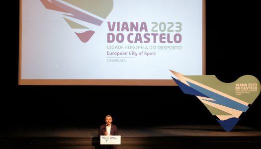 Viana do Castelo candidata-se a Cidade Europeia do Desporto 2023