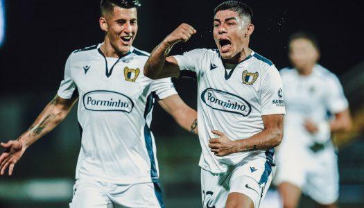 FC Famalicão derrotado na receção ao FC Porto