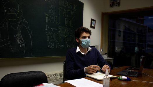 "Ivo Marques: ""Nós herdamos costumes muito abstencionistas"""