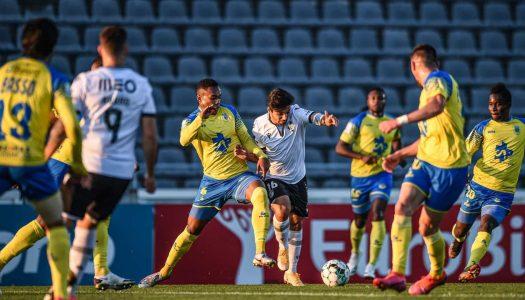 Vitória SC sofre em Arouca mas segue em frente na Taça de Portugal