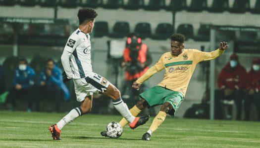 FC Famalicão perde em Paços de Ferreira
