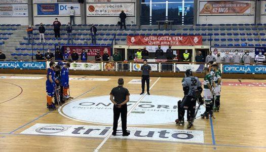 Juventude de Viana empata jogo equilibrado frente ao SC Tomar