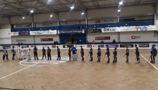 HC Braga vence e segue em frente na Taça de Portugal