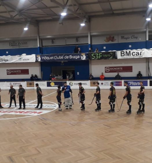 HC Braga vs Riba d´Ave