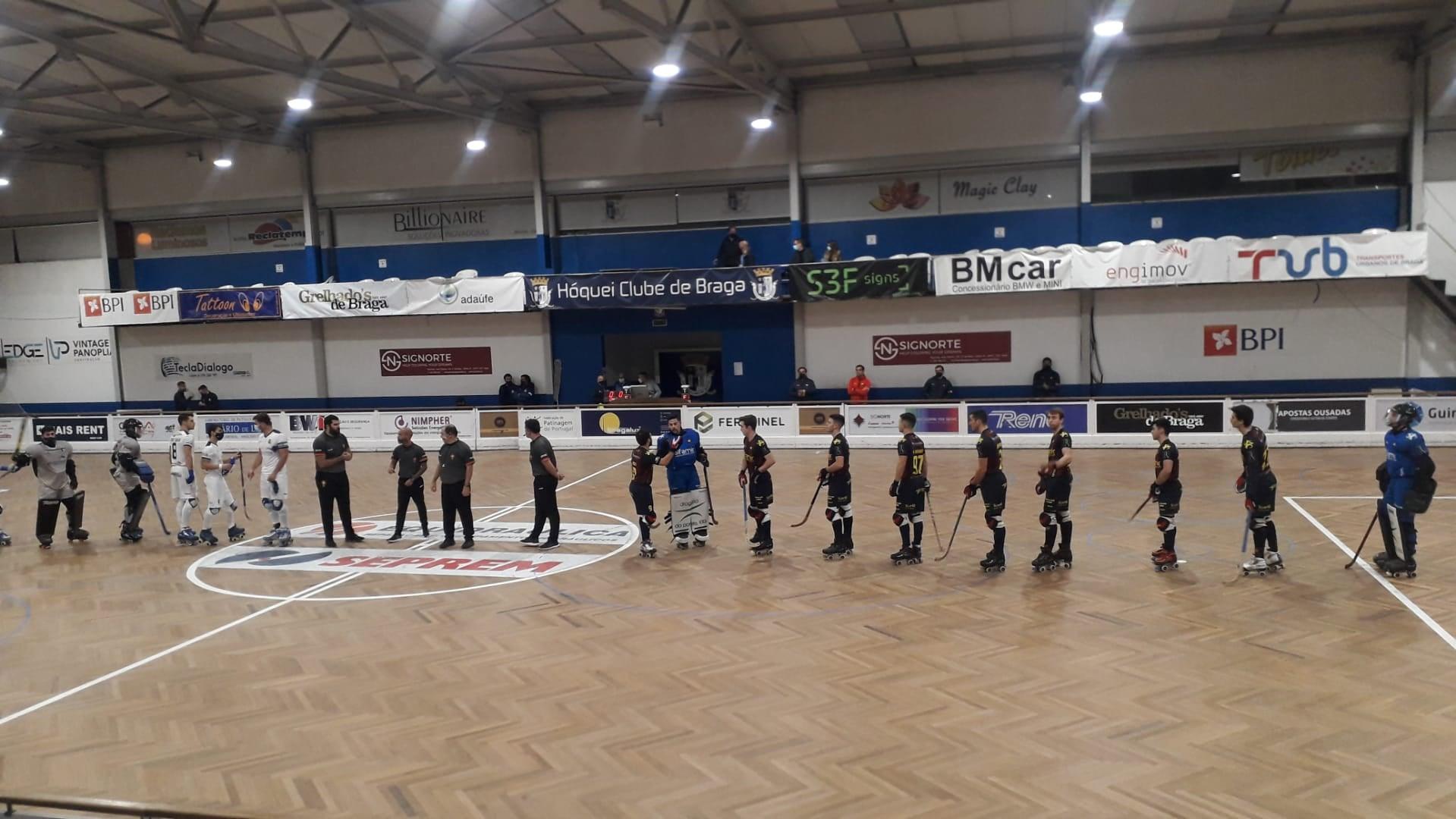 HC Braga vs Riba d´Ave