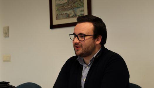 """João Rocha: """"Quando nos candidatamos para alguma coisa devemos sempre servir e é no intuito de serviço que devemos estar sempre"""""""