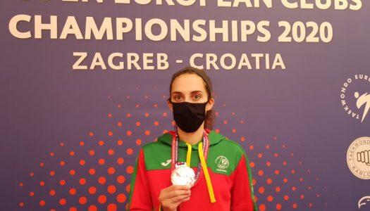 Estudante da UMinho conquista o bronze no Europeu de Taekwondo