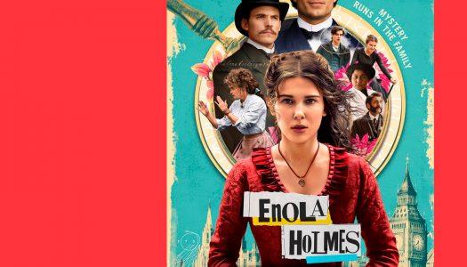 Enola Holmes: uma pobre aventura