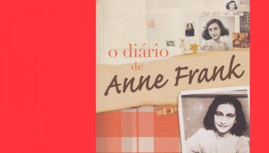 #Arquivo   O Diário de Anne Frank: um aprisionamento forçado