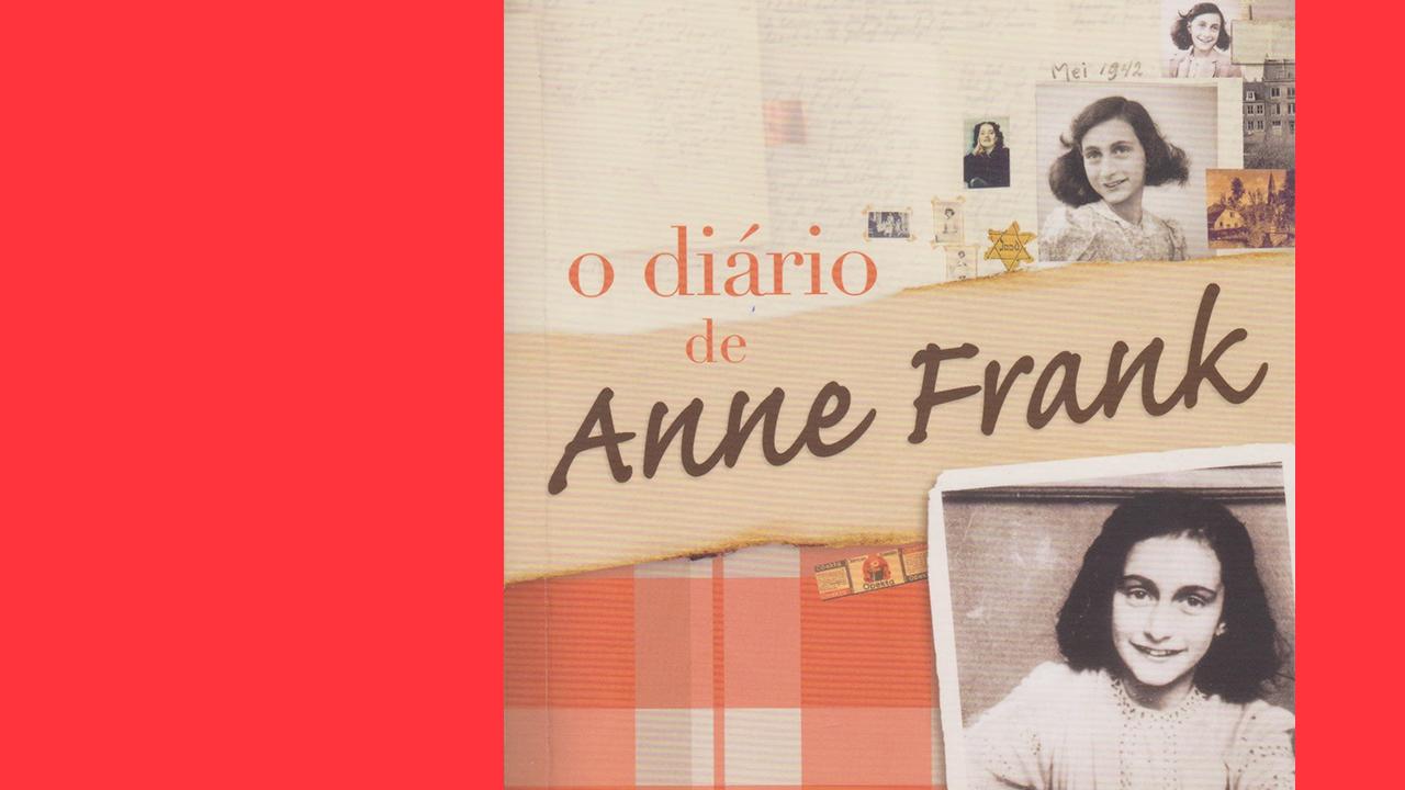 #Arquivo | O Diário de Anne Frank: uma quarentena forçada de uma adolescente