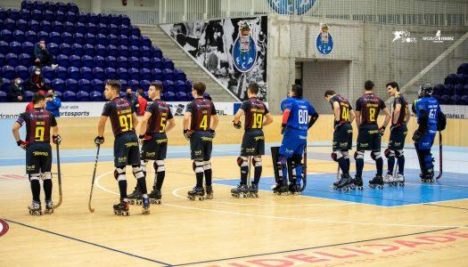 Riba d'Ave HC perde na visita ao Dragão Arena