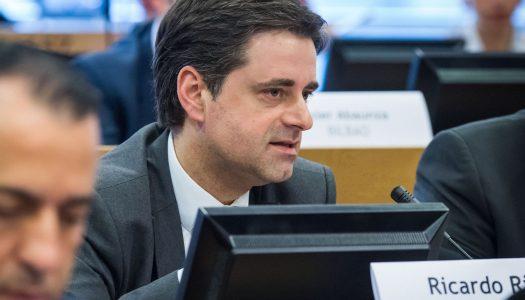 Ricardo Rio está na corrida ao prémio World Mayor 2021