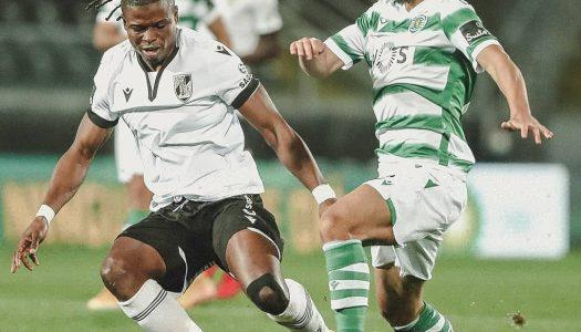 Vitória SC perde em casa contra o líder do campeonato