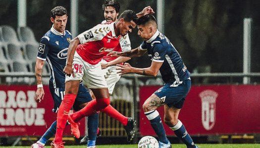 SC Braga vence dérbi minhoto frente ao FC Famalicão