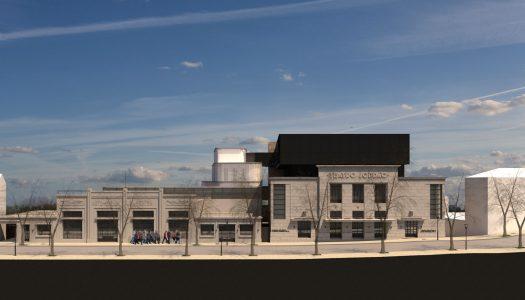 Teatro Jordão deverá abrir no próximo ano letivo