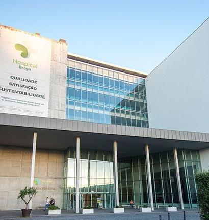 indicadores de produtividade; Hospital de Braga