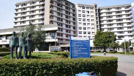 Hospital de Guimarães ainda não sentiu o impacto da quadra natalícia