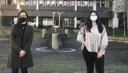 """Sara Manuela: """"Acreditar no feminismo e ser feminista é pura e simplesmente defender a igualdade de género"""""""