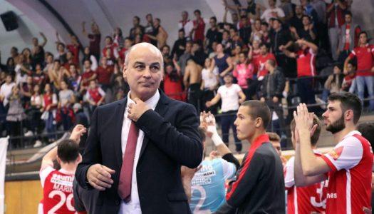 Paulo Tavares abandona comando técnico do SC Braga/AAUM