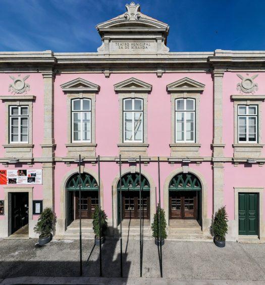 Teatro Municipal Sá de Miranda